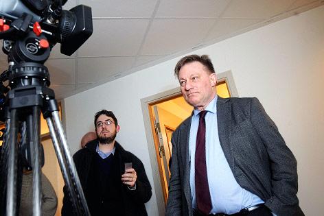 Borgstrom, Vertreter der Klage gegen Assange