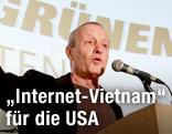 Grüner Sicherheitssprecher Peter Pilz