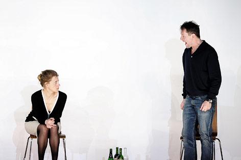 Caroline Peters (Karen), Peter Knaack (Martin)