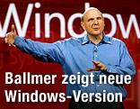 Microsoft-CEO Steve Ballmer