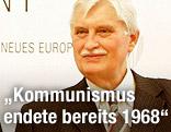 Tschechiens Ex-Außenminister Jiri Dienstbier