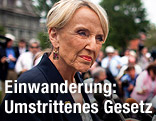 Arizonas Gouverneurin Jan Brewer