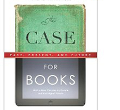 Robert Darnton Case for Books Cover
