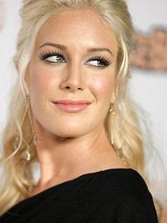 US-Schauspielerin Heidi Montag