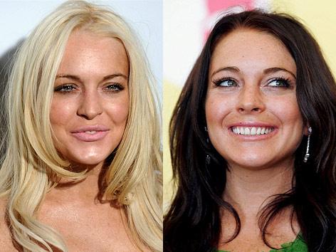 US-Schaupsilerin Lindsay Lohan