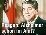Ex-USA-Präsident Ronald Reagan