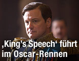 Colin Firth im Film The King's Speech