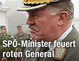Generalstabschef Edmund Entachter