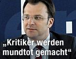 ÖVP-Generalsekretär Fritz Kaltenegger