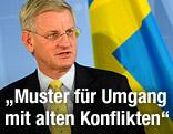 Schwedens Außenminister Carl Bildt