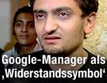 Google Ägypten Chef Wael Ghonim