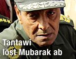 Mubarak-Nachfolger Mohamed Hussein Tantawi