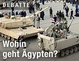 Ägyptische Panzer