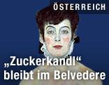 Porträt Amalie-Zuckerkandl von Gustav Klimt