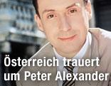 "Peter Alexander als Danilo in ""Die lustige Witwe"""