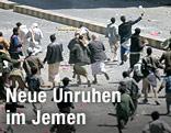 Unruhen in Jemen