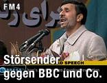 Screenshot von Press TV