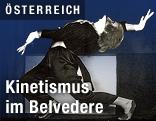 """Reproduktionsfoto von Anton Josef Trčkas """"Hilde Holger (?) in Tanzpose mit weißen Handschuhen"""""""