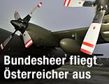 Hercules des österreichischen Bundesheeres