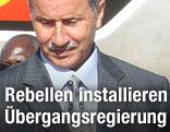 Libyscher Außenminister Jalil