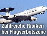 NATO-Aufklärungsflugzeug AWACS