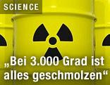 Symbol für radioaktives Material