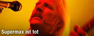 """""""Supermax"""" Kurt Hauenstein auf der Bühne"""