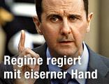 Syriens Präsident Al-Assad