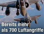 Zwei Mirage 2000 Kampfjets
