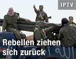 Libyische Rebellen