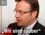 Tirols Landeshauptmann Günther Platter (ÖVP)