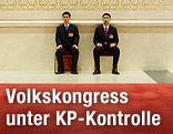 Securities bei Volkskongress