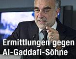 Chefankläger des Internationalen Strafgerichtshofs (IStGH), Luis Moreno-Ocampo