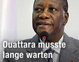 Gewinner der Präsidentschaftswahlen der Elfenbeinküste, Alassane Ouattara
