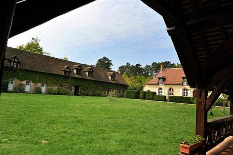 Französisches Loire-Kloster