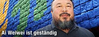 Chinesischer Künstler Ai Weiwei