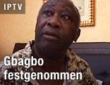 Ex-Präsident der Elfenbeinküste Laurent Gbagbo
