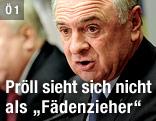 Niederösterreichs Landeshauptmann Erwin Pröll