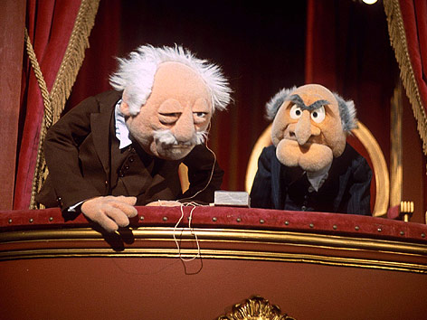 the muppet show statler and waldorf Car Tuning