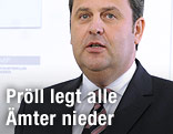 Der zurückgetretene Vizekanzler Josef Pröll