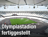 Olympiastadion in London