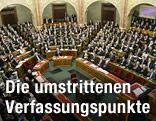 Ungarische Parlament