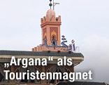 Turm des Cafe's Agana