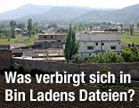 Bin Ladens ehemaliges Wohnhaus