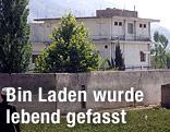 Bin Ladens Wohnhaus