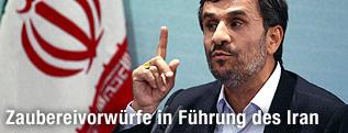 Irans Präsident Mahmoud Ahmadinedschad