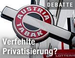 Austria Tabak-Zeichen