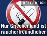 """Zeichen """"Rauchen verboten"""""""