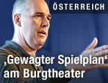 Burgtheater-Direktor Matthias Hartmann