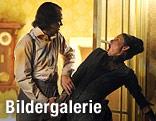 Schauspieler Dietmar König und Dörte Lyssewski